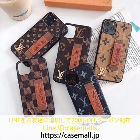 Louis Vuitton iphone11pro maxケース ロゴ