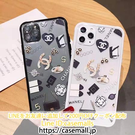 Chanel iPhone11proケース 女子