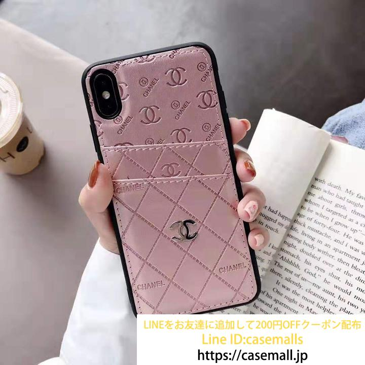 chanel iPhone8plus ケース エレガント