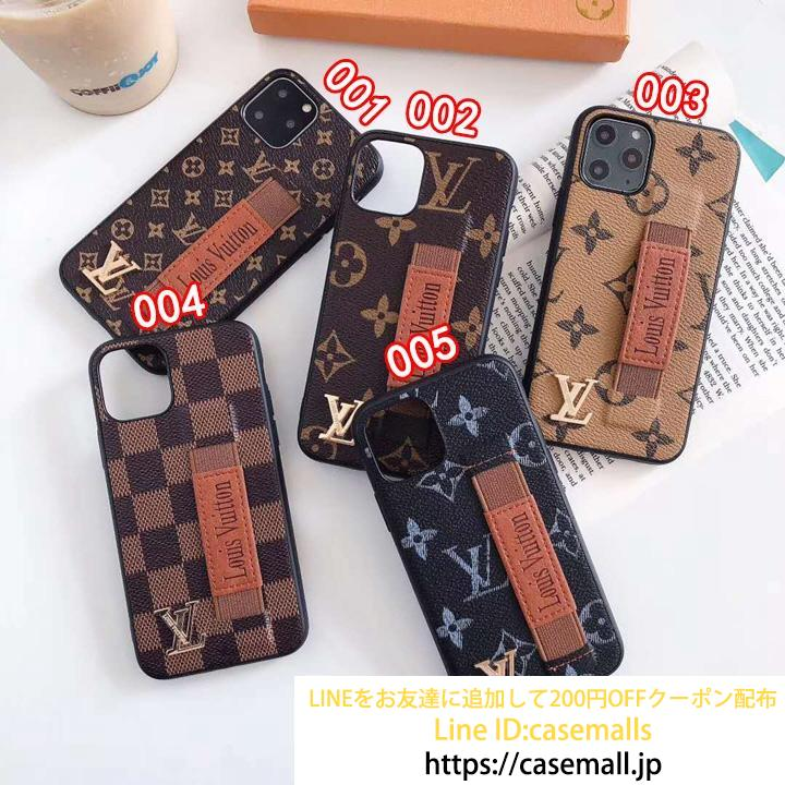 Louis Vuitton iphone11pro max ケース ベルト付