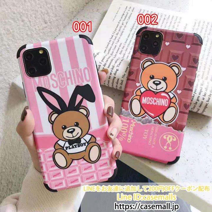 moschino iphone11pro max case